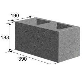 Камень строительный стеновой